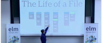 the life of file выступление Evan elm