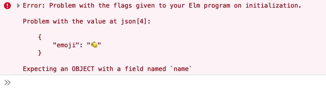 Elm #2: Загрузка и отображение json